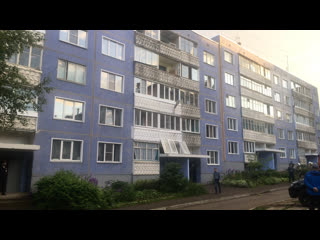 Хлопок газа в доме на ул Орджоникидзе в Кирове