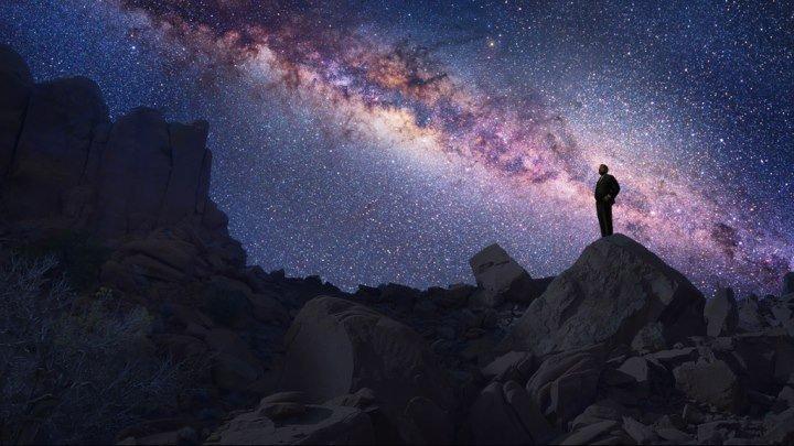 Космос Пространство и время Серии №1 5