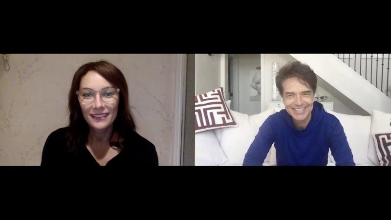 Richard Marx Laura Benanti Social Distancing Episode 12