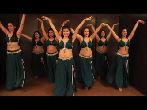 Afghan jalebi   Swag se swagat   Medley - Banjara School of dance