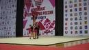 Чемпионат и Первенство России по Чир спорту-HOTTA CHEER JUNIOR чирлидинг стант