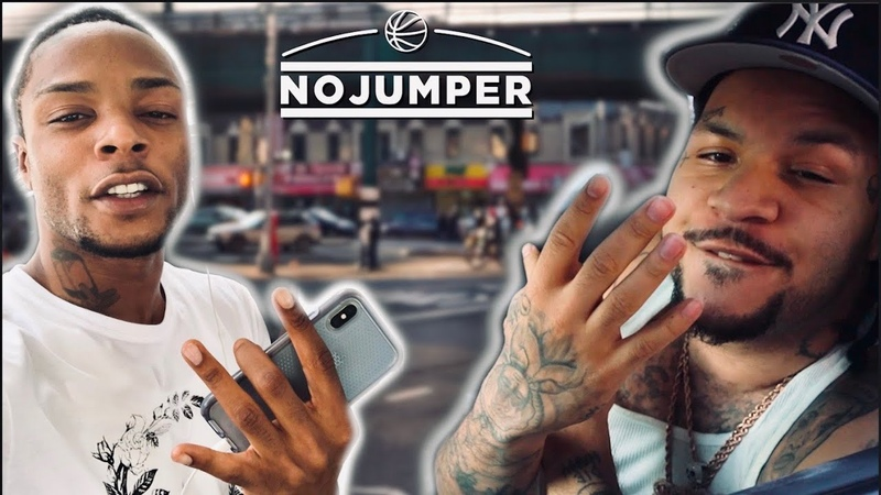 No Jumper Slayter and Retch Take Us To Their Block