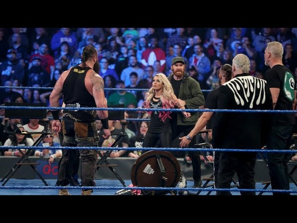 Video@alexablissdaily SmackDown 06 03 2020 Moment of Bliss with NWO