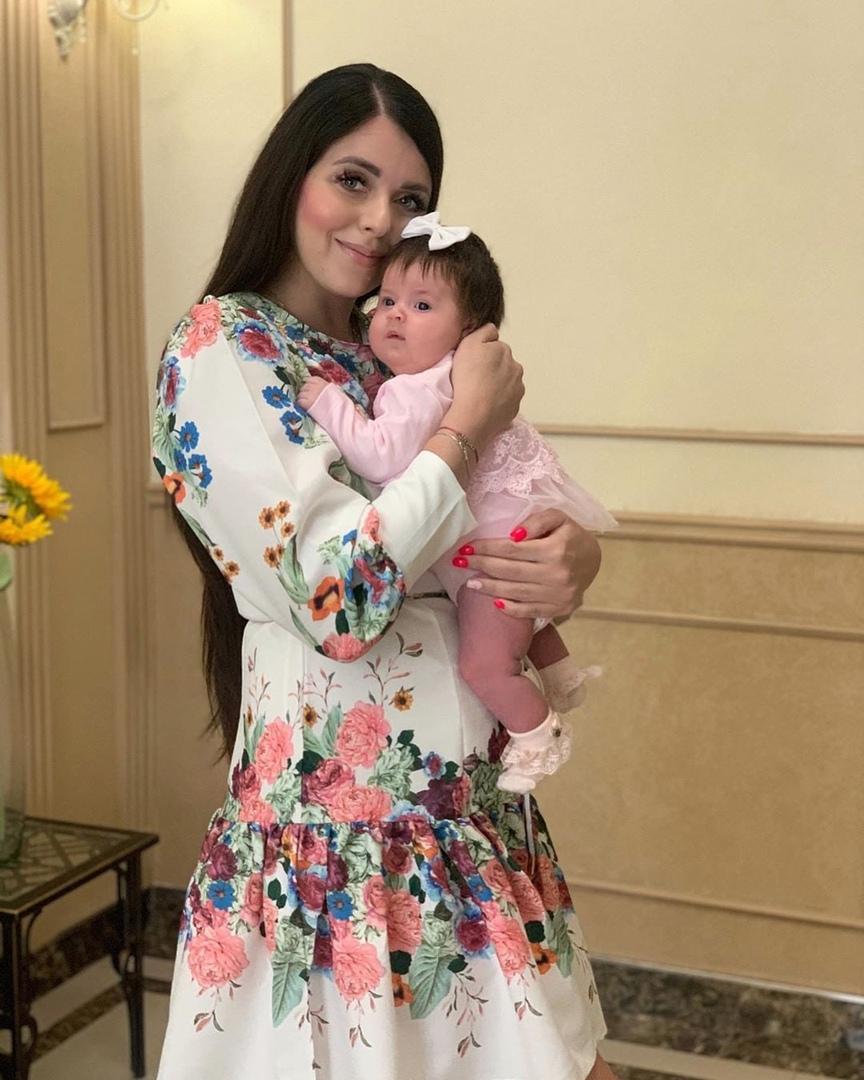 Ольга Рапунцель рассекретила имя младшей дочери