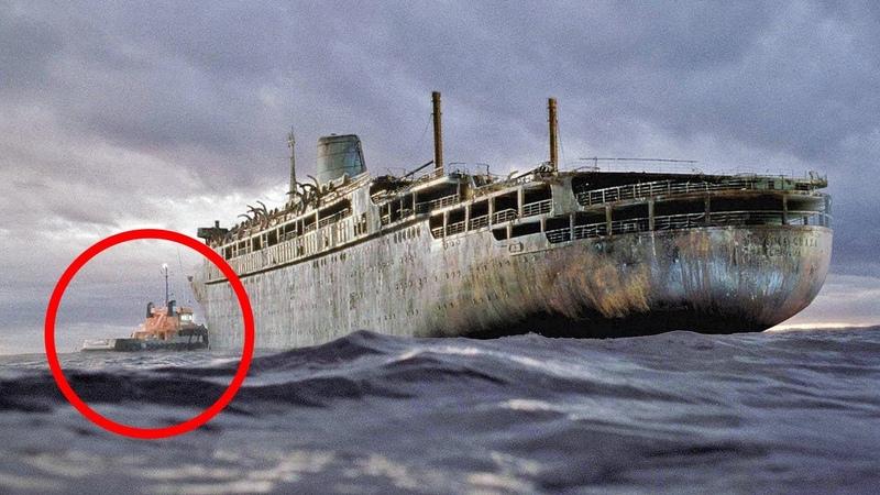 Истории о кораблях которые наука не может объяснить уже много лет