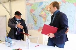 Итальянцы отметили уникальность Липецкой области в реализации проектов ГЧП