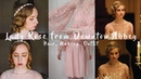 Lily James as Lady Rose from Downton Abbey || Hair, Makeup, Outfit