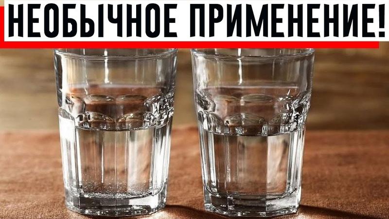 Я всегда храню бутылку водки в холодильнике но не для того чтобы пить 5 лайфхаков для хозяек
