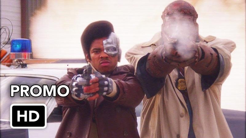 Doom Patrol 2x05 Promo Finger Patrol (HD) DC Superhero series