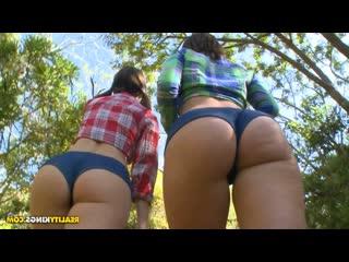 Жопастый поход Jada Stevens - Pleasure Hike, Anal, Big Ass Booty