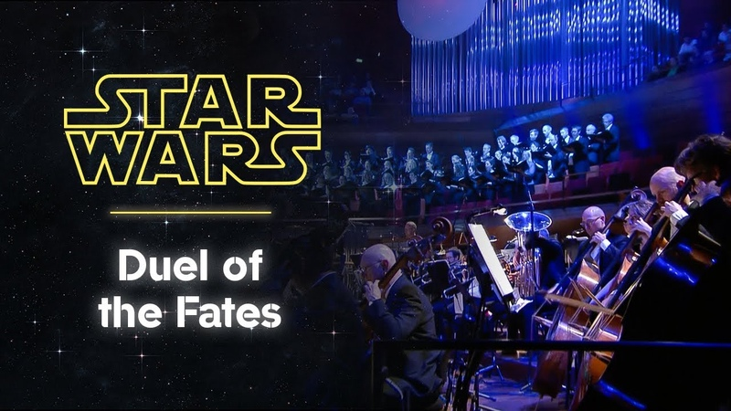 Star Wars Duel of the Fates The Danish National Symphony Orchestra Live