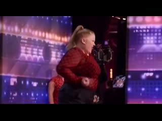 Скандал на шоу Америка ищет таланты