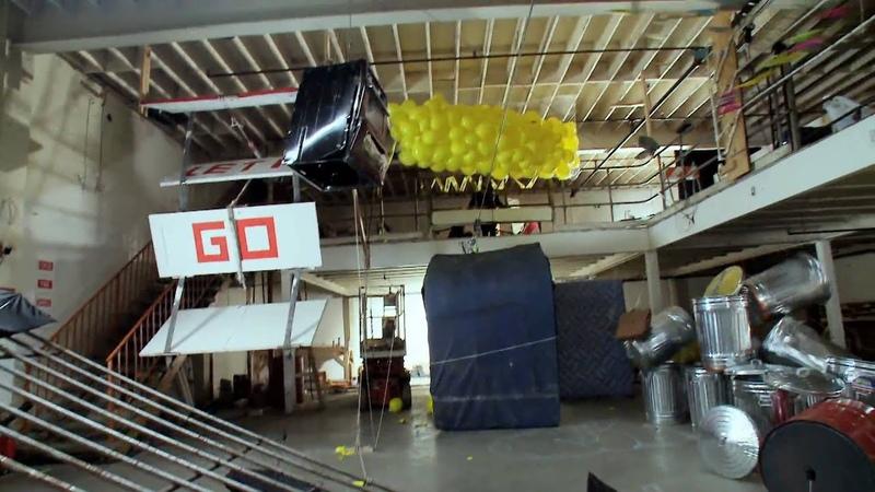 OK Go This Too Shall Pass Rube Goldberg Machine Official Video