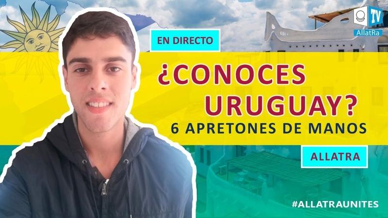 365 días de sonrisas URUGUAY Seis apretones de manos EN DIRECTO