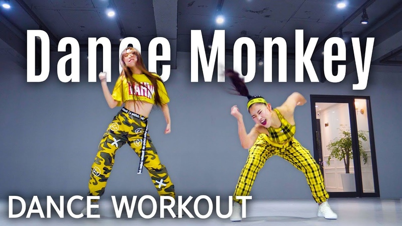 Dance Workout Tones and I Dance Monkey MYLEE Cardio Dance Workout Dance Fitness