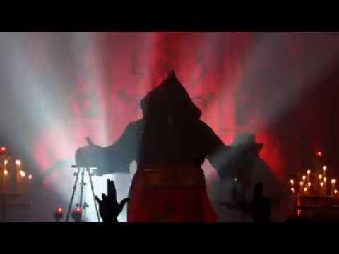 Batushka live at Le Metronum - 20180927