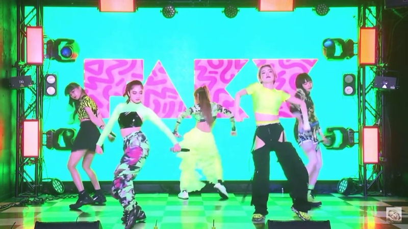 "FAKY ANTIDOTE 「ゆきぽよの""めっかわ""ギャル祭り」NAVANA WIG Presents"