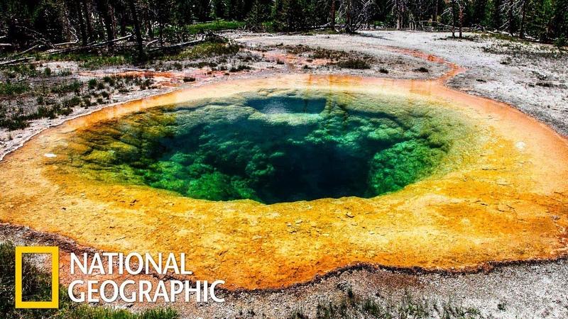 Йеллоустон священная природа Америки National Geographic