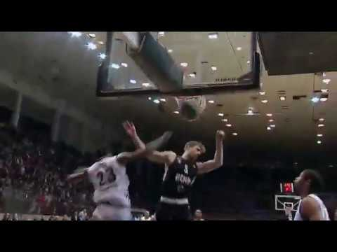 Elgin COOK poster dunk is the Best Play of the VTB League Week 12