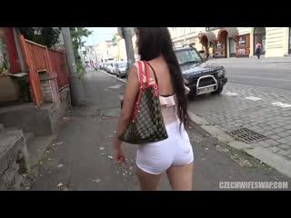 меняются жёнами (Czech Wife Swap 9_ Part 4 (CzechAV _ Altyazılı Porno izle