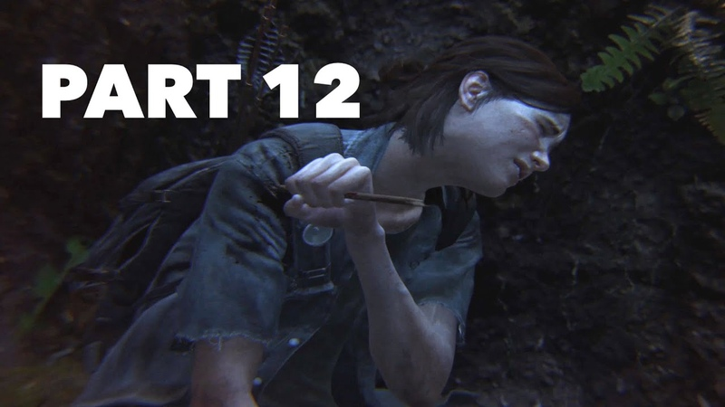 The Last of Us Part II PS4 Pro Hard Difficulty No Commentary Gameplay Part 12