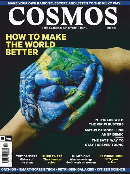 2020-06-01 Cosmos Magazine