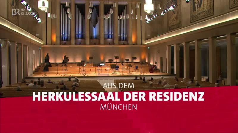 BR-Symphonieorchester, Giovanni Antonini, Jean-Guihen Queyras - Gluck, Haydn, Kraus (München, 25.06.2020)