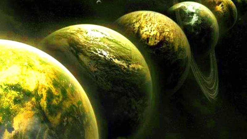 Вселенная В поисках внеземной жизни Тур по Солнечной системе и за ее пределы