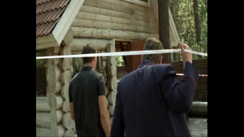 Инспектор Купер смотрите 19 июля на Пятом канале
