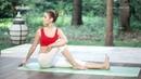 Гибкое тело за 30 минут — Йога для начинающих.