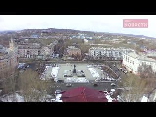 Площадь Ленина 28 марта