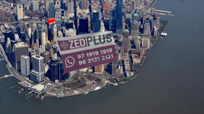 Zed Plus Parachute Jump