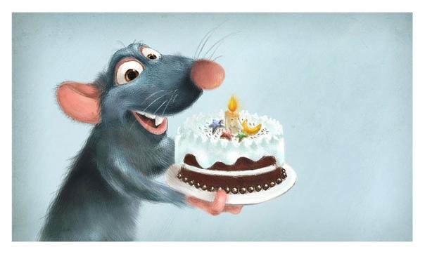 открытка крыса поздравляет слуцкер