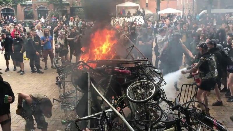 Bike Wars 2018