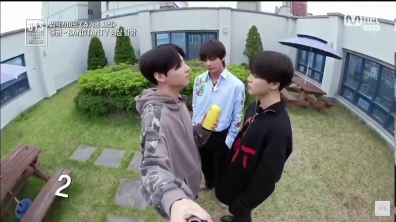 BTS RM V JIMIN JK DANCE BBA SAE