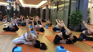 DAY 14 SUNDAY SPECIAL YOGAADVANCE TRADITIONAL YOGA CLASSPraveenyoga