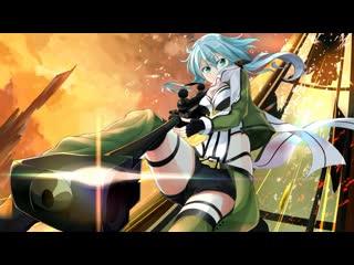 Общаемся и играем в Sword Art Online: Fatal Bullet