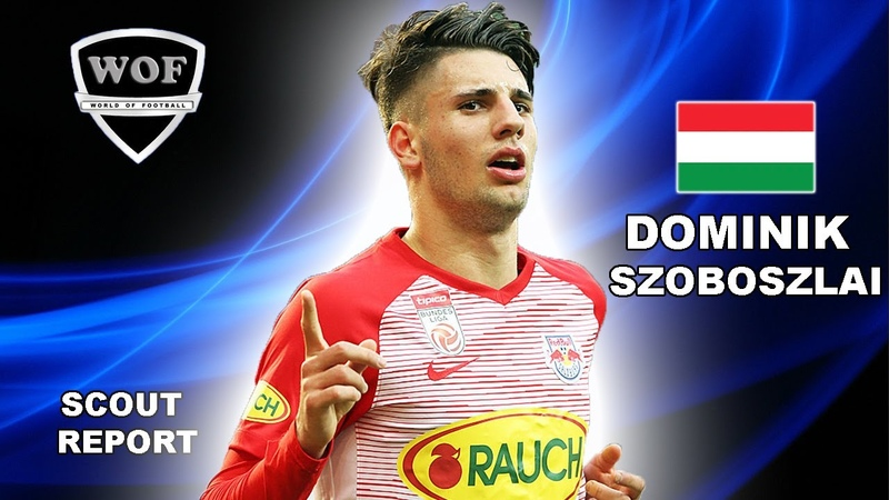 This Is Why Everyone Want To Sign Dominik Szoboszlai 2020 Insane Goals Skills HD