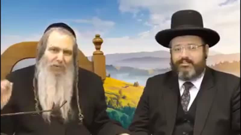Logique stupide des Rabbins juifs malades le coronavirus punit les non juifs 😁😁😁😁😁