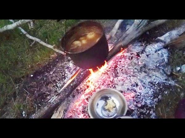 Яйца чайки Узбекская палатка Адский храп в лесу Бешеный клёв окуня Много щуки Скрытые факты