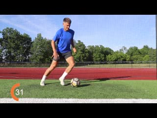Ball Mastery Skills Warm Up _ 5 Ball Mastery Exercises Too Increase Confidence On