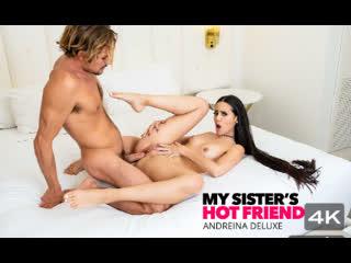 Naughty America - My Sister's Hot Friend / Andreina Deluxe & Tyler Nixon