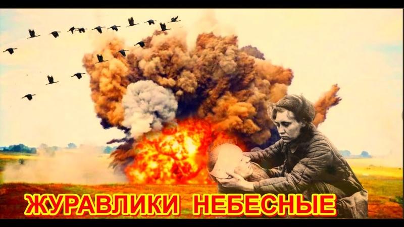 ЖУРАВЛИКИ НЕБЕСНЫЕ сдержите стоны памяти павших будьте достойны Надежда Фесай Галина Лисиенкова