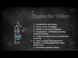 Введение в Машинное обучение для Науки о данных