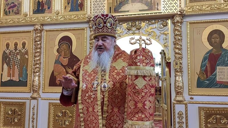 Проповедь на Свт Николая архиепископа Мир Ликийских чудотворца
