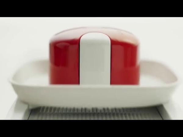Терка-шинковка «Мандолина» с 2 насадками