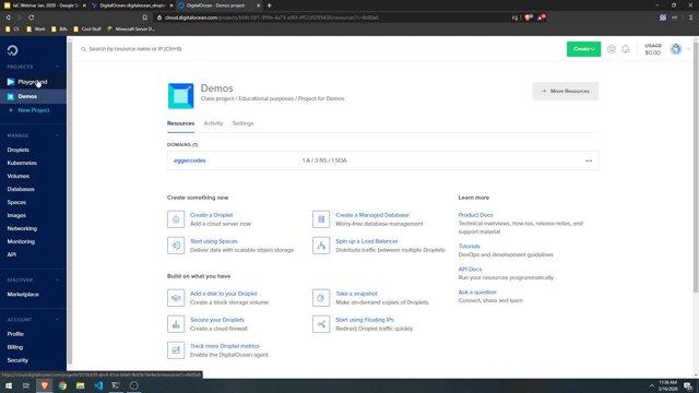 Using Infrastructure as Code to Build Reproducible Systems with Terraform on DigitalOcean