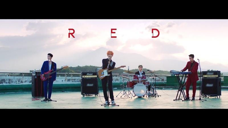 더로즈 The Rose RED Official Music Video