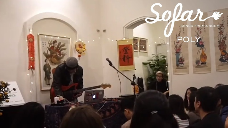 POLY Improv at Sofar Sounds Sofar Hanoi