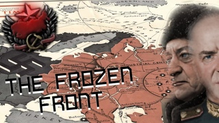 The Frozen Front - WEST RUSSIA (Hearts of Iron 4: TNO)